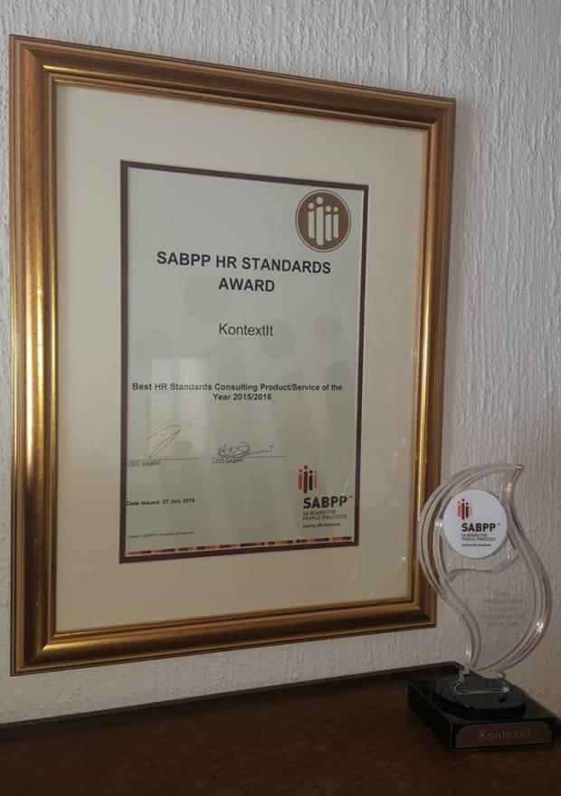 SABPP Award